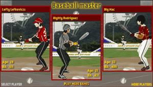 baseball master game online
